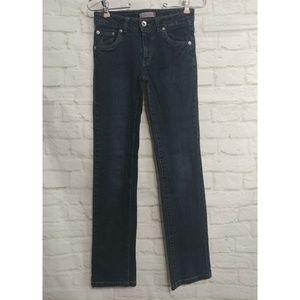 Levi's Youth Girls Blue Skinny Jeans 14 Slim